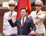 Ông Vương Đình Huệ đắc cử Chủ tịch Quốc hội