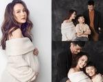 Sắp vỡ chum, Bảo Thanh khoe vẻ đẹp tươi tắn trong bộ ảnh kỷ niệm cùng gia đình