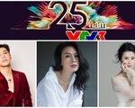 Đại tiệc mừng sinh nhật 25 tuổi của VTV3 hội tụ toàn sao đỉnh showbiz Việt