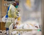 Mỹ: Ổ dịch bùng phát tại nhà dưỡng lão dù đã triển khai tiêm vaccine