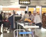 Cảng hàng không quốc tế Đà Nẵng siết chặt phòng chống dịch