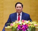 Miễn nhiệm Ủy viên Hội đồng Bầu cử quốc gia đối với ông Phạm Minh Chính