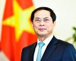 Tóm tắt tiểu sử Bộ trưởng Bộ Ngoại giao Bùi Thanh Sơn