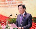 Tóm tắt tiểu sử Bộ trưởng, Chủ nhiệm Văn phòng Chính phủ Trần Văn Sơn