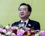 Tóm tắt tiểu sử Bộ trưởng Bộ Xây dựng Nguyễn Thanh Nghị