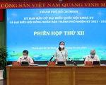 TP Hồ Chí Minh tổ chức tiếp xúc cử tri trực tuyến, tương tác trên trang bầu cử điện tử