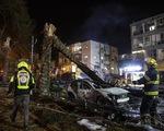 Israel tấn công 130 mục tiêu quân sự tại dải Gaza trả đũa Hamas phóng 200 quả rocket vào Tel Aviv