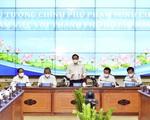 Thủ tướng Phạm Minh Chính làm việc với TP Hồ Chí Minh để giải quyết những vấn đề cấp bách