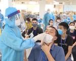 Bộ Y tế: 'Bắc Giang cần được đặt trong tình trạng báo động rất cao'