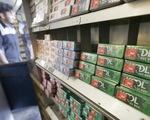 Lệnh cấm thuốc lá bạc hà có thể cứu sống hơn 630.000 người ở Mỹ