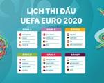Lịch thi đấu UEFA EURO 2020
