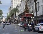 Nổ súng trong đêm tại New Orleans (Mỹ) khiến 9 người thương vong