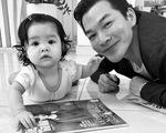Trần Bảo Sơn hạnh phúc bên con gái thứ 2, tiết lộ hai con chưa từng gặp nhau