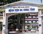 Cách ly y tế Bệnh viện Đa khoa tỉnh Thái Bình