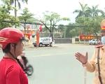 Hà Tĩnh: Xử phạt người tham gia giao thông không đeo khẩu trang
