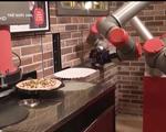 Cửa hàng pizza do robot đảm nhiệm ở Paris, Pháp