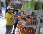 TP Hồ Chí Minh triển khai nhiều siêu thị 0 đồng, đầy đủ cá, trứng, gạo, sữa...