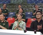 Chúng tôi chiến sĩ: Diễn viên Diễm Hương khâm phục tài năng, ý chí các chiến sĩ tuyến đầu chống dịch COVID-19