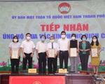 Hà Nội tiếp nhận thêm 2,3 tỷ đồng ủng hộ mua vaccine phòng COVID-19