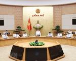 Chính phủ sẽ giảm 1 Phó Thủ tướng