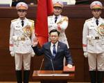 VIDEO: Chủ tịch Quốc hội khóa XV Vương Đình Huệ tuyên thệ nhậm chức