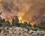 Khói cháy rừng ở miền Tây gây ô nhiễm không khí tại nhiều địa phương nước Mỹ