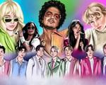 6 tên tuổi hứa hẹn sẽ phá vỡ kỷ lục đề cử Grammy 64