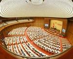 Quốc hội thông qua việc bổ sung nội dung phòng, chống COVID-19 vào Nghị quyết kỳ họp thứ nhất
