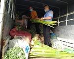 Lập trạm trung chuyển chợ đầu mối để gỡ vướng cho nông sản