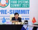 Cung cấp lương thực, thực phẩm 'minh bạch, trách nhiệm, bền vững'