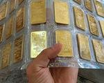 Giá vàng lao dốc