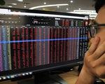 VN-Index rơi thẳng đứng, mất hơn 56 điểm