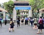TP Hồ Chí Minh không tổ chức đợt 2 kỳ thi tốt nghiệp THPT năm 2021