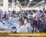 Người dân Lào không còn tâm lý lựa chọn vắc-xin ngừa COVID-19