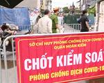 Hà Nội yêu cầu người dân không di chuyển ra ngoài địa bàn thành phố trong thời gian giãn cách xã hội