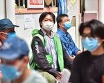 Hàng nghìn shipper ở TP Hồ Chí Minh đã được tiêm vaccine COVID-19