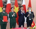 Việt Nam - Nhật Bản hợp tác quốc phòng để bảo đảm hòa bình - ảnh 2
