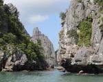 Nét quyến rũ hoang sơ của vịnh Lan Hạ
