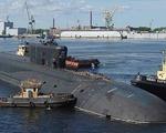 Nga tạm ngừng thử nghiệm hai tàu ngầm hạt nhân
