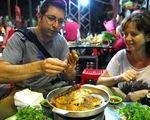 Đặc sắc ẩm thực đường phố đêm Sài Gòn