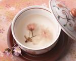 Độc đáo các món ăn từ hoa anh đào của Nhật Bản