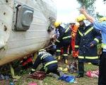 Trung Quốc: Tai nạn xe bus, 8 học sinh thiệt mạng