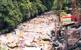 TP.HCM: 2.300 tấn rác xả ra nơi công cộng mỗi ngày