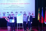 Da Nang's university earns AUN-QA certification for three programmes