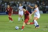 Vietnam beat Philippines to make women's football final