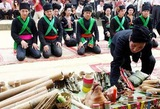 Ngo festival – The biggest festival of Cong ethnic people in Lai Chau