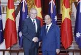 Australian Prime Minister pays official visit to Vietnam