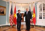 US State Secretary Mike Pompeo pays visit to Vietnam