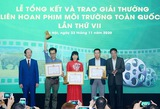 7th Environmental Film Festival honors 15 works