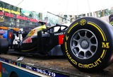 F1 Vietnam Grand Prix warms up with model car parade in Hanoi